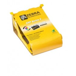 800033-301 Cartridge COLOR NEGRO MONOCROMO. Para impresoras ZXP3 IX Series